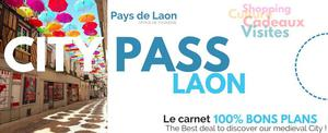Couverture du carnet City Pass Laon